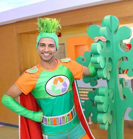 המופע שיהפוך אתכם לירוקים!
